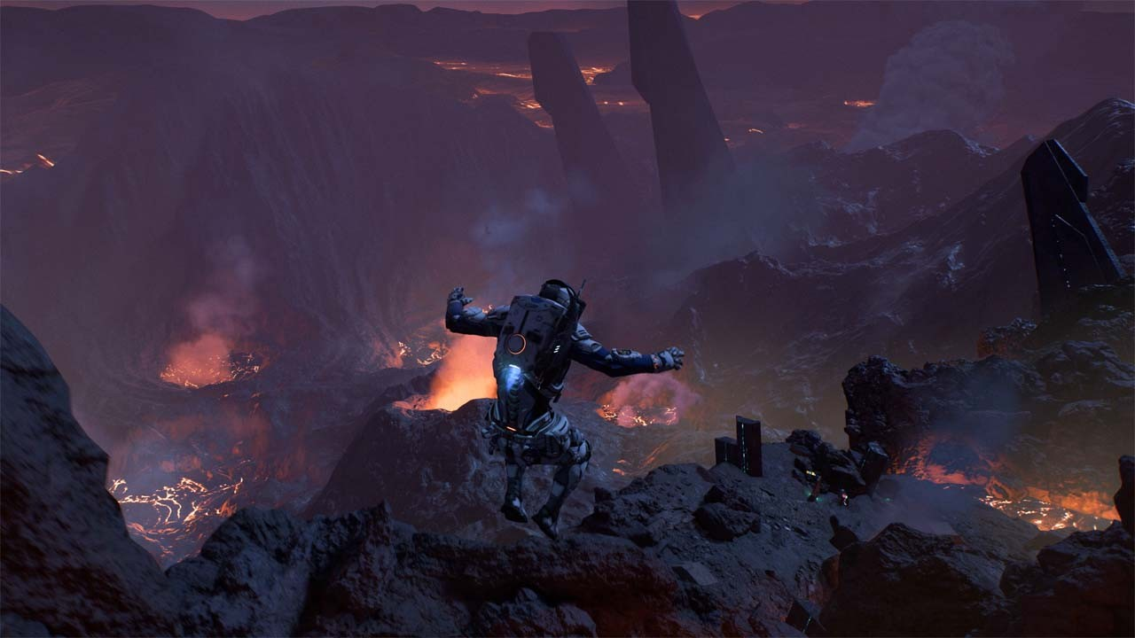 Mass Effect Andromeda ending choices