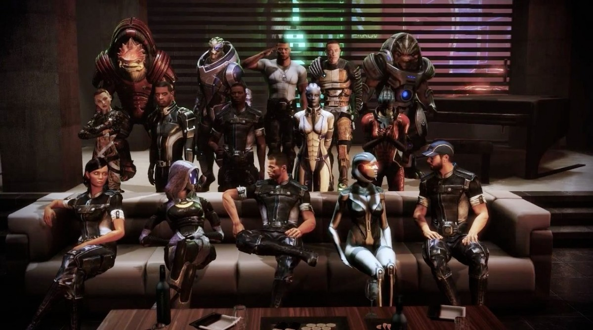 Mass Effect Andromeda classes