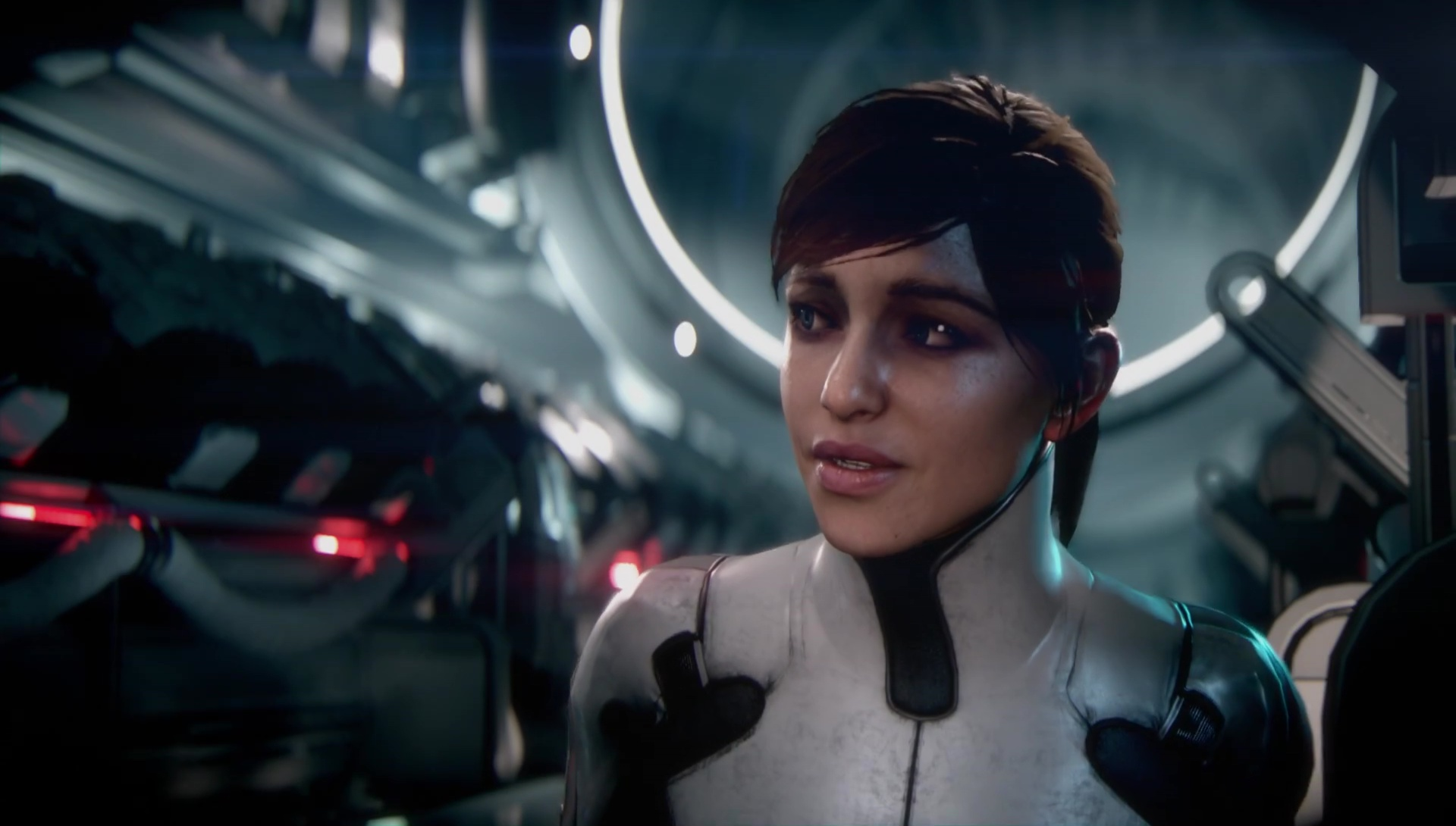 Mass Effect 4 characters - Sara